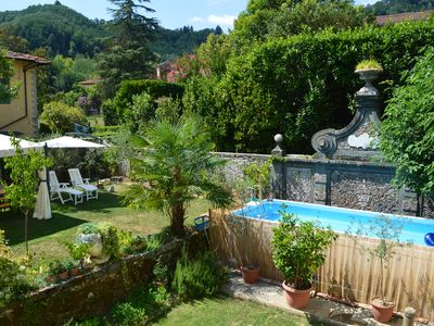 Photo for Beautiful Tuscan Villa, garden, pool, wifi. Close to restaurants and services