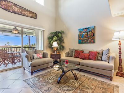 Photo for Great Golf Course Views| Golf Villas at Mauna Lani J23 | AC | Wifi | Starting at $225/n