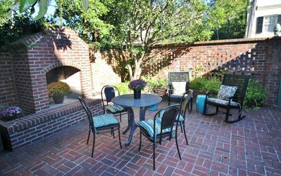 Photo for Exquisite Historic Home on Jones Street/Large Courtyard/2-parking sp./SVR#00488