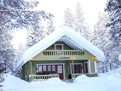 Photo for Vacation home Saikulevi in Kittilä - 5 persons, 3 bedrooms