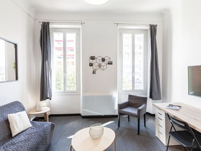 Photo for Bright and quiet one-room apartment