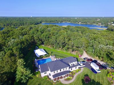 Photo for Beautiful Custom 3000 Sq Ft Home With Pool In Bass River Area On Cape Cod