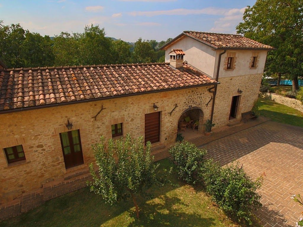Country house in Città di Castello with Internet, Pool, Terrace ...