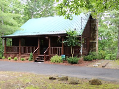 Photo for TRANQUILITY**The Name Says It ALL**PRIVACY**Only 3 miles downtown Pigeon Forge