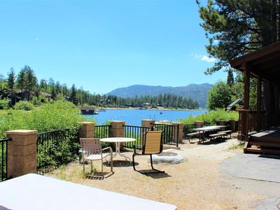 Photo for *LAKESIDE FURNISHED CHALET~Walk To Town/Marina~