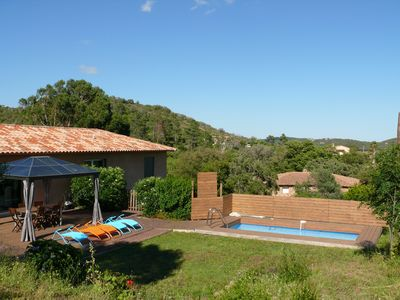 Photo for CONTEMPORARY HOUSE 160 M² - WITH PRIVATE SWIMMING POOL