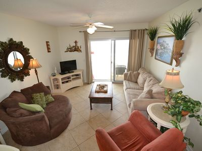 Photo for Caribbean 301~Corner Condo Convenient Location ~ Nicely Decorated