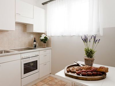 Photo for Apartment in the center of Ascona with Lift, Parking, Internet, Washing machine (46743)