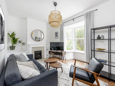 Photo for Newly refurbished house in Cardiff's answer to Notting Hill and close to centre