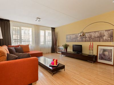 Photo for Lovely Duplex Apartment, Close To City Center