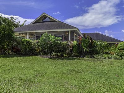 Photo for Gorgeous 2 BR Plantation Style Home in Princeville