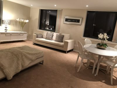 Photo for Large Modern Boutique 2 Bedroom 2 Bathroom Apartment Close to City Centre