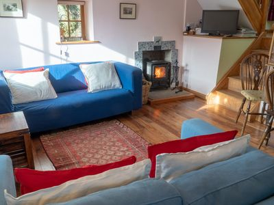 Photo for Broughton Bank Cottage -  Woodland cottage that sleeps 4 guests  in 2 bedrooms (Pet-friendly)