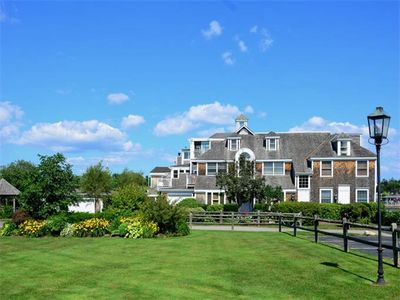 Photo for Charming Waterfront Retreat Overlooking Kennebunkport.