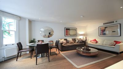 Photo for SALE! Spacious Modern Comfort for up to 5, in Kensington near Holland Park!