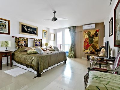 Photo for Private Suite in a Stunning Penthouse in Arpoador