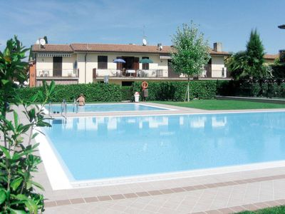 Photo for Apartment Residenz Sole del Garda (LAZ312) in Lazise - 5 persons, 2 bedrooms