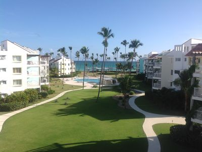 Photo for Punta Cana , PRIVATE BEACH PROPERTY, Beach view, Everyone has a bedroom.