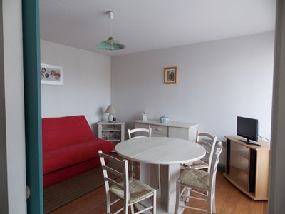 Photo for 1BR Apartment Vacation Rental in Soorts-Hossegor, Nouvelle-Aquitaine