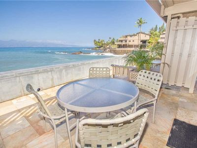 Photo for Kahana Sunset F4, 2 BD / 2 BA- - Sooth and Relax with A/C