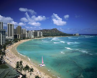 Photo for Spacious 30th Flr. with Stunning Oceanview Waikiki Studio A,