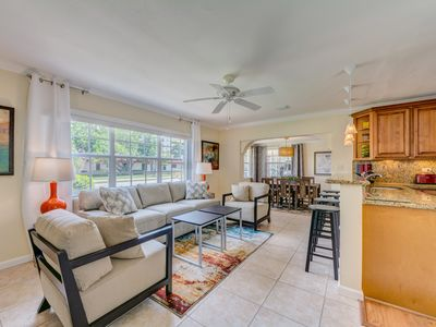 Photo for NEW LISTING -2 Blocks to the Beach