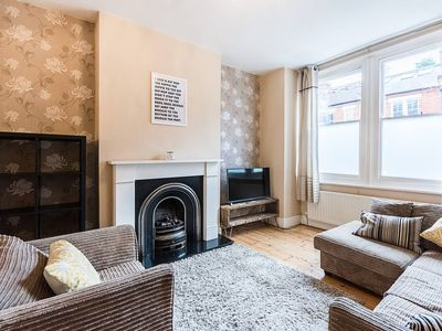 Photo for Margate Road · Contemporary 3 Bed House Near Clapham Common