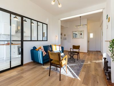 Photo for Exceptional apartment on the Old Port/Panier Entirely refurbished