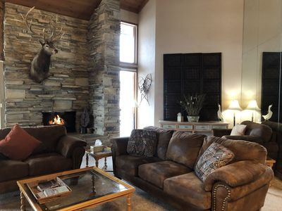 Photo for Powder Run condo Deer Valley, UT Park City 2 Bedrooms, 2.5 Bath with fireplace