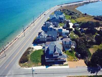 Photo for Oceanfront House, Walk to Ferry and Town