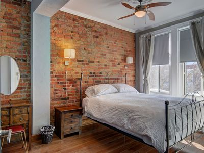 Photo for PLATEAU MONT-ROYAL Fully furnished - very well located - charming and cosy unit