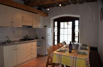 Photo for Holiday apartment Pergola for 6 persons with 2 bedrooms - Holiday apartment in a farmhouse