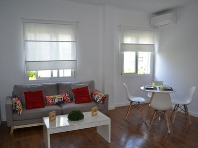 Photo for Modern, clean and very bright apartment