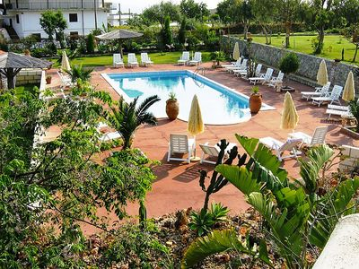 Photo for Apartment in Ricadi with Internet, Pool, Parking, Terrace (148683)