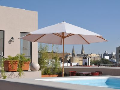 Photo for 1BR Apartment Vacation Rental in Zona Centro, Jal.