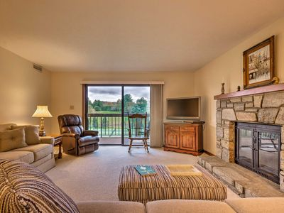 Photo for NEW! Blowing Rock Condo w/Pvt Balcony & Amenities!