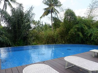Photo for 1BR Studio Room w/ Jungle View in Ubud Center (2)