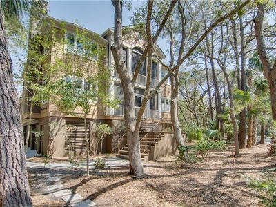 Photo for Low Oak Woods 374: 7 BR / 4.25 BA home in Kiawah Island, Sleeps 14
