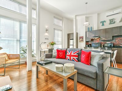 Photo for Liv MTL | Main 203 | Up to 60% OFF | Smart 2BR + Mezzanine + Big Family