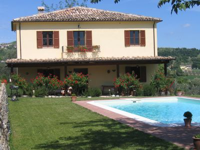 Photo for Restored Farmhouse with Private Pool & WiFi