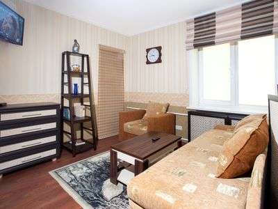 Photo for 1BR Apartment Vacation Rental in Minsk