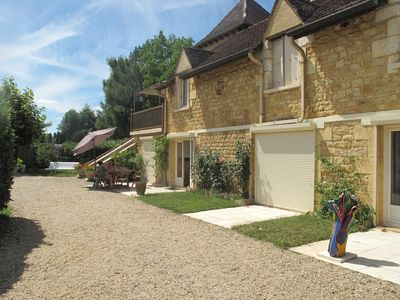 Photo for Holiday rental 4-6 pers. Black perigord
