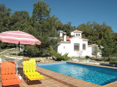 Photo for 2 bedroom villa in Granada province