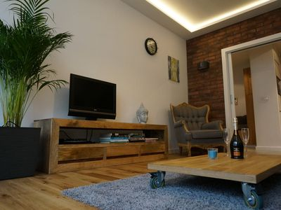 Photo for ART LUXURY Apartment - Dubois / Wroclaw City Center