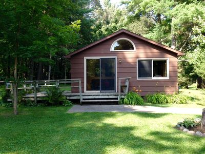 Photo for Perfect Summer Cabin close to Gull Lake
