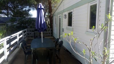 Photo for 2BR Bungalow Vacation Rental in Agde, Occitanie
