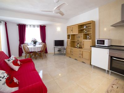 Photo for Apartment Athena  in Calpe/ Calp, Costa Blanca - 3 persons, 2 bedrooms