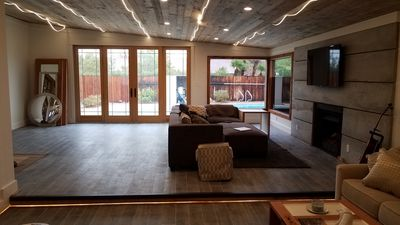 Photo for Relaxed Modern Ranch with a Pool and Artists Touch