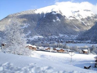 Photo for Morzine-central chalet, self-catered, 5 bedrooms, good location , Summer B&B