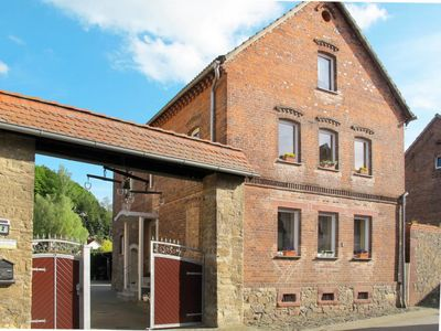 Photo for Apartment An der Eine (SDE103) in Stangerode - 2 persons, 1 bedrooms